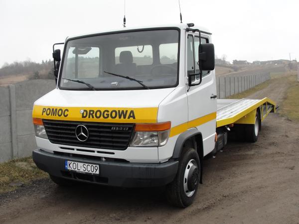 auto pomoc Wroclaw